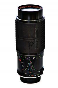 Vivitar Series 1 70-210mm f/2.8-4.0 Q-DOS
