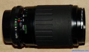 Vivitar 70-210mm F4.5-5.6 Macro