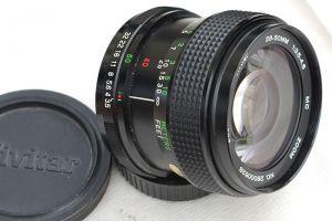 Vivitar (komine) 28-50mm f3.5-4.5