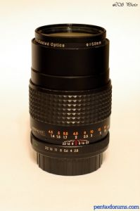 JC Penney 135mm f2.8 Multi-Coated