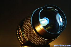 Albinar 135mm F/2.8 ADG Coated Optics