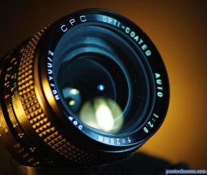 CPC 28mm F/2.8 Opti-Coated