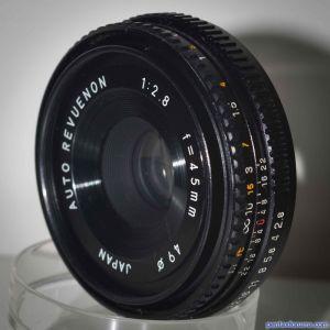 Auto Revuenon 45mm f2.8