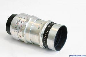 Meyer-Optik Gorlitz Trioplan 100mm f:2.8
