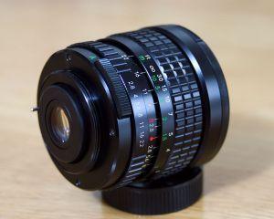 Pallas 28mm f/2.8 Magenta AM M42
