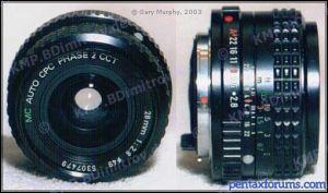 CPC Phase 2 MC Auto 28mm F/2.8