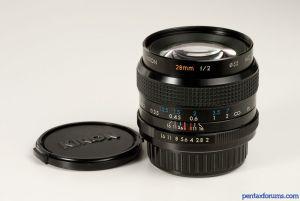 Kiron 28mm F2 MC