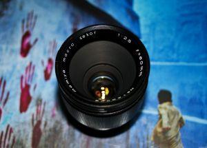 Mamiya Sekor  /  Yashinon Tomioka 60mm f2.8 Macro