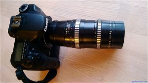 Meyer-Optik Görlitz Orestegor / Pentacon 200mm F4