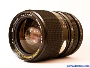 Chinon 35-70 2.7-3.5 MC