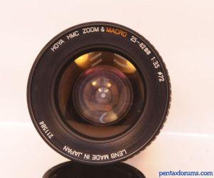 Hoya 25-42mm F3.5 HMC
