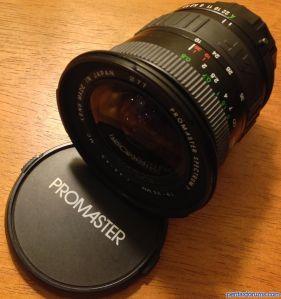 Promaster 19-35mm f/3.5-4.5 Spectrum 7
