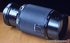 Kiron Zoomlock 70-210mm f/4 Macro Lens Reviews - Miscellaneous