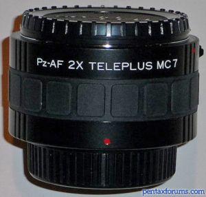 Kenko 2x MC7 DG AF Teleplus 2X Magnification