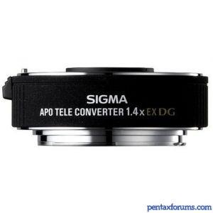Sigma 1.4x DG EX APO Teleconverter