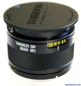 Tamron Adaptall 2x teleconverter 01F