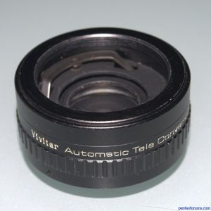 Vivitar 2x Automatic Tele Converter (M42)