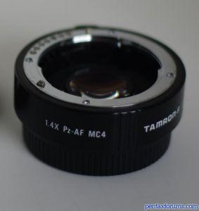Tamron-F 1.4X Pz-AF MC4