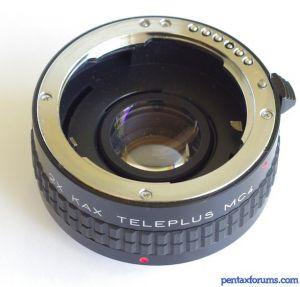 Kenko 2X KAX Teleplus MC4
