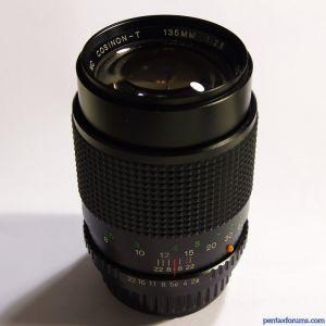Cosina 135mm f/2.8 Cosinon-T