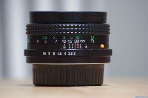 Cosina / Petri Cosinon-s 50mm F2