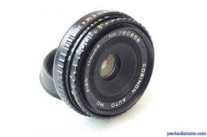 Cosina Cosinon 40mm F2.5 Auto MC