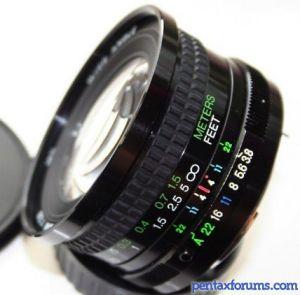 Cosina 20mm f3.8 MC