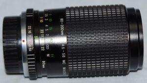 Super Cosina 80-200mm f4.-5.6 MC macro
