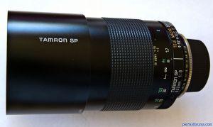 Tamron Adaptall-2 SP 500mm f/8 Mirror (55BB)