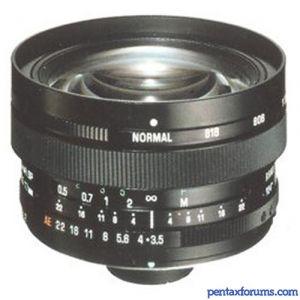 Tamron Adaptall-2 SP 17mm f/3.5 (51B/151B)