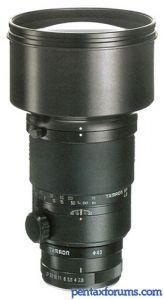 Tamron Adaptall-2 SP 300mm f/2.8 LD IF - 360B