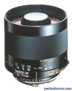 Tamron Adaptall-2 SP 350mm f/5.6 (mirror) (06B)
