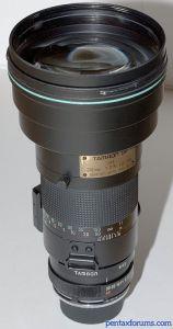 Tamron Adaptall-2 SP 300mm f/2.8 LD IF  - 60B